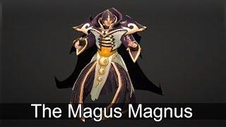 Dota 2 Items : Invoker - The Magus Magnus
