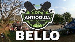 Copa Antioquia de Skateboarding 2015 2da Versión Municipio de Bello