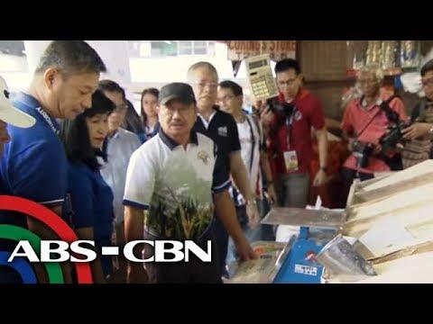 TV Patrol: SRP ng bigas sinimulan nang ipatupad thumbnail