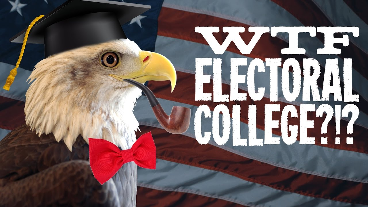 The Electoral College Explained | The History & Voting Process // Laughing Historically