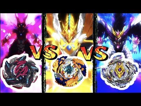 Dragon Beyblades Battle Royale! | Beyblade Burst Battle