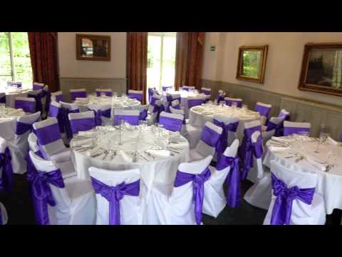 Theobalds Park Hotel And Designer Chair Covers To Go