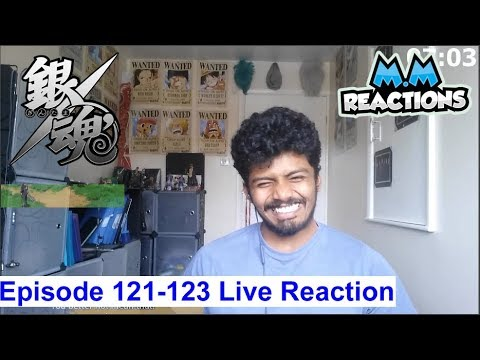Screwdriver!! (Monkey Hunter Arc) - Gintama Anime Episode 121,122 &123 Live Reaction