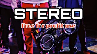 STEREO - Free to use Hip Hop beat [SD Release]