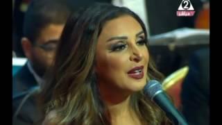 أنغام | ليه سيبتها - مهرجان الموسيقى العربية 2016