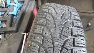 Проблемы эксплуатации шин № 15 Шишка на протекторе