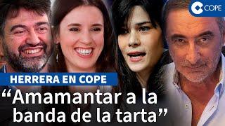 """Herrera responde a Irene Montero y a su """"macro chiringuito"""" en el Ministerio de Igualdad"""