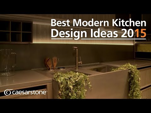 Best Modern Kitchen Design Ideas 2015