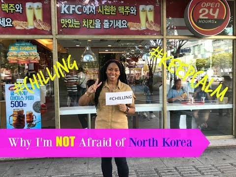 Life in South Korea | Are You Afraid of North Korea?