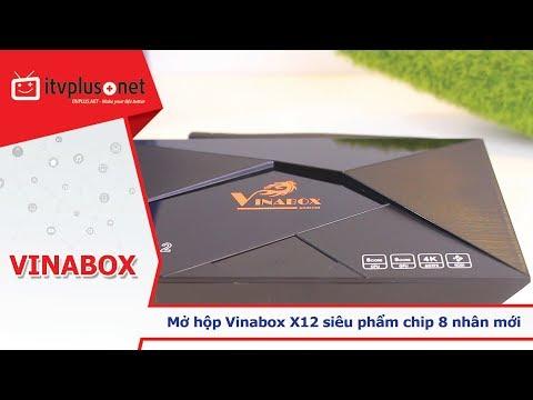 Review trải nghiệm VINABOX X12 l Thiết kế đẹp như NVidia Shield