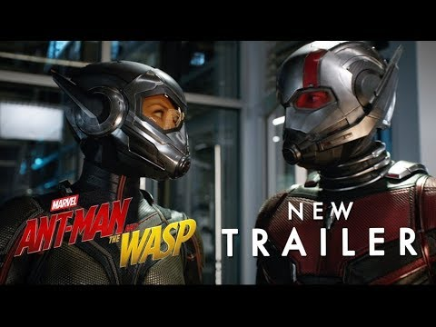 Marvel Studios' ANT-MAN AND THE WASP | Official HD Trailer #2 | In Cinemas July 5, 2018