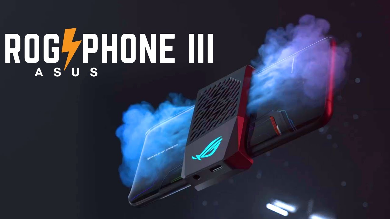 ASUS ROG Phone 3 - Specifications | Price In India | Launch Date | In Hindi