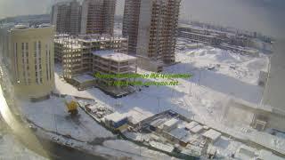 Царицыно-2 24.02.18 (Видео для форума http://talk.caricyno.net)
