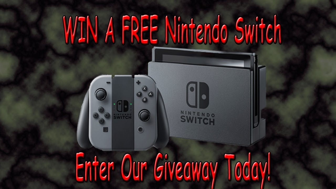 nintendo switch free giveaway win a free nintendo switch enter our giveaway today 9547