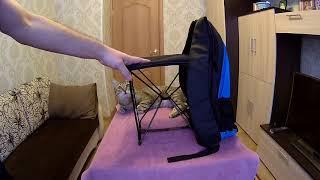 рюкзак со встроенным сиденьем  . обзор .