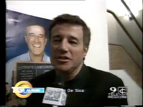 Christian De Sica Intervistato Da Emanuele Carioti Sul