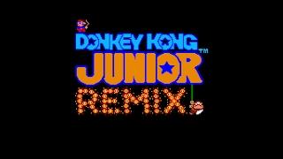 Donkey Kong Junior Remix