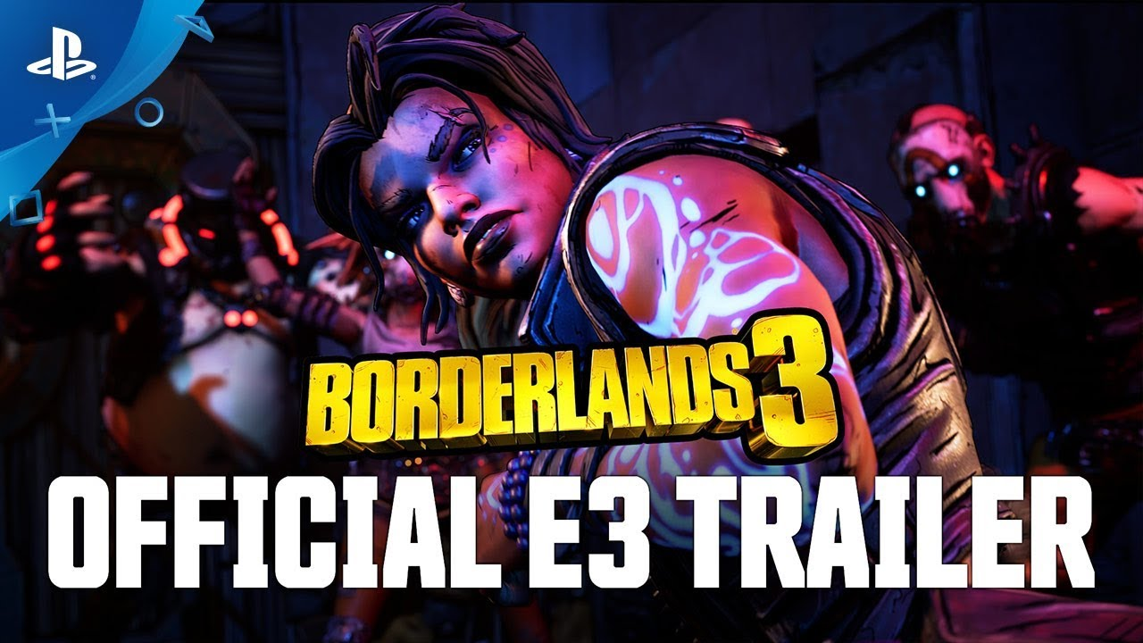 Borderlands 3 - E3 2019 Trailer | PS4