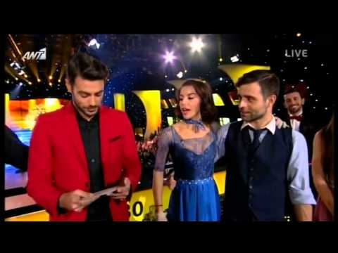 Kostas Martakis - Dancing With The Stars 5 (6th Live)