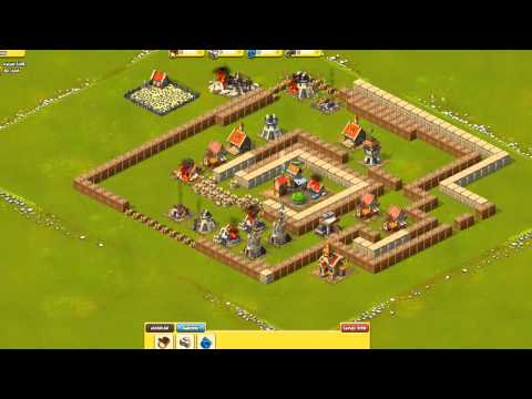 War of Mercenaries - Best Facebook Strategy Game