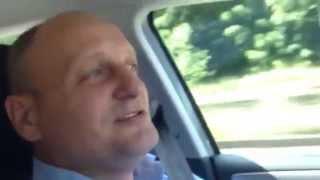 Юрий Галушко прислал нам свое селфи-видео из Бельгии(Юрий Галушко родом с Тернопольской области, а сейчас проживает в Бельгии. По пути на избирательный участок..., 2014-05-25T21:53:16.000Z)