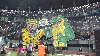Download Video Merinding.!! Anthem Song For Pride beradu dgn Koreo bonek dan viking | Stadion GBT Sby MP3 3GP MP4