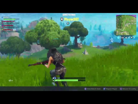 Fortnite - The Four Brothers episode 1