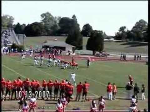 Mt St Joe vs McDonogh Football (Rudy Johnson)