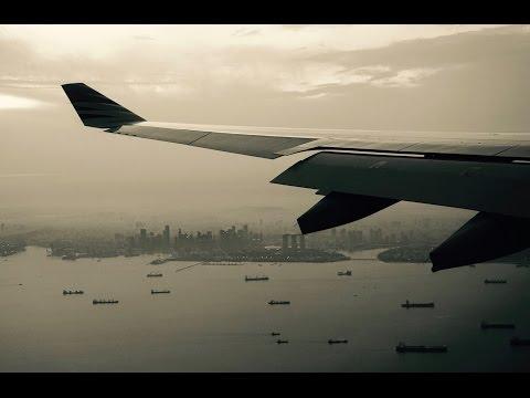 Garuda Indonesia A330-300 Flight Experience: GA838 Jakarta to Singapore