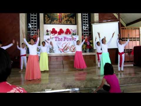 Amazing Love Dance Interpretation