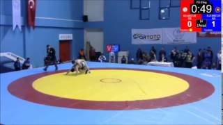 61 Виктор Лебедев - Мурад Нухкадиев