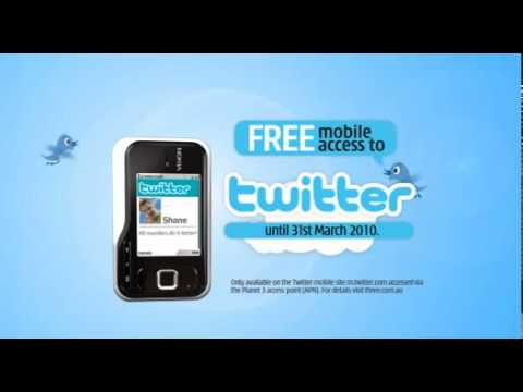 Free Nokia 6760 with Free Twitter