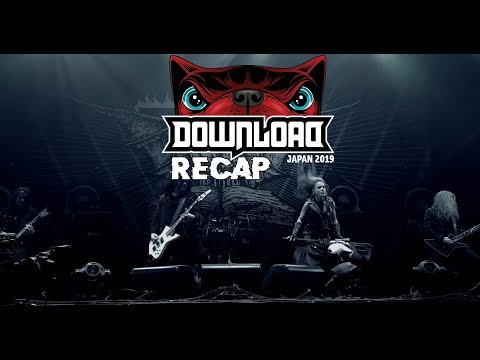 Arch Enemy LIVE at Download Festival Japan 2019 (Recap)!