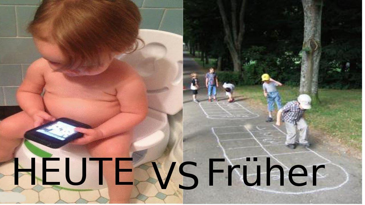 Kids Und Jugendliche Im Vergleich Früher Und Heute Youtube