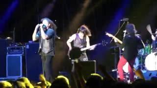 미국의 헤비메탈 그룹, 크리스 임펠리테리(기타), 커티스 스켈톤(보컬),...