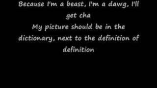 Shoot Me Down Lyrics *Rap Along*