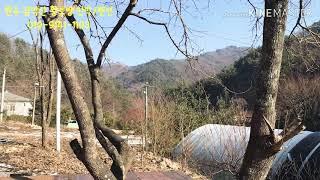[원주감악산황토방민박/펜션] 한적한 겨울풍경^^ (2)