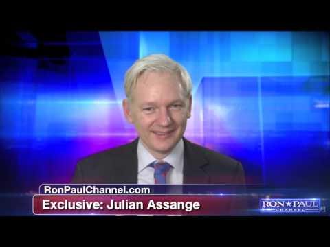 Julian Assange talks to Ron Paul part 4