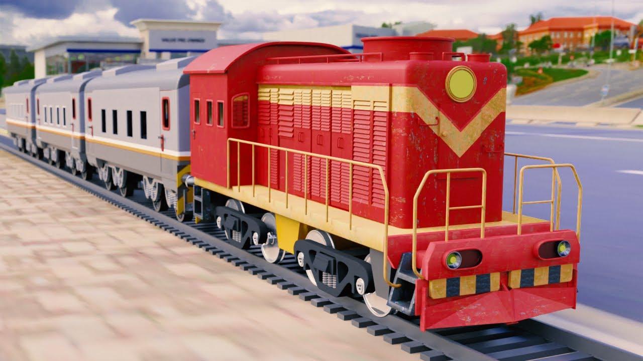 LEGO Pet Store - Lego TRAIN Cartoon - choo choo train kids videos