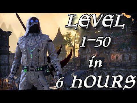 Elder Scrolls Online Level Boost