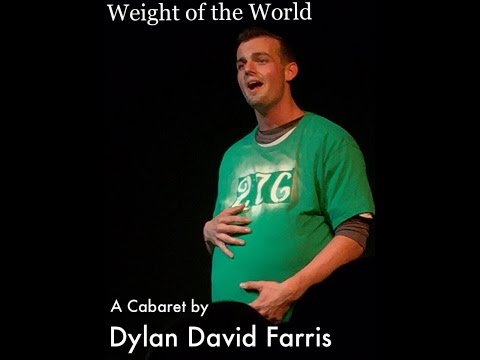 Weight of the World: A Cabaret by Dylan David Farris
