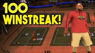 NBA 2K17 | 100 GAME WIN STREAK! W/HIGHLIGHTS