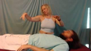 Energy Orgasm Demo on a Man