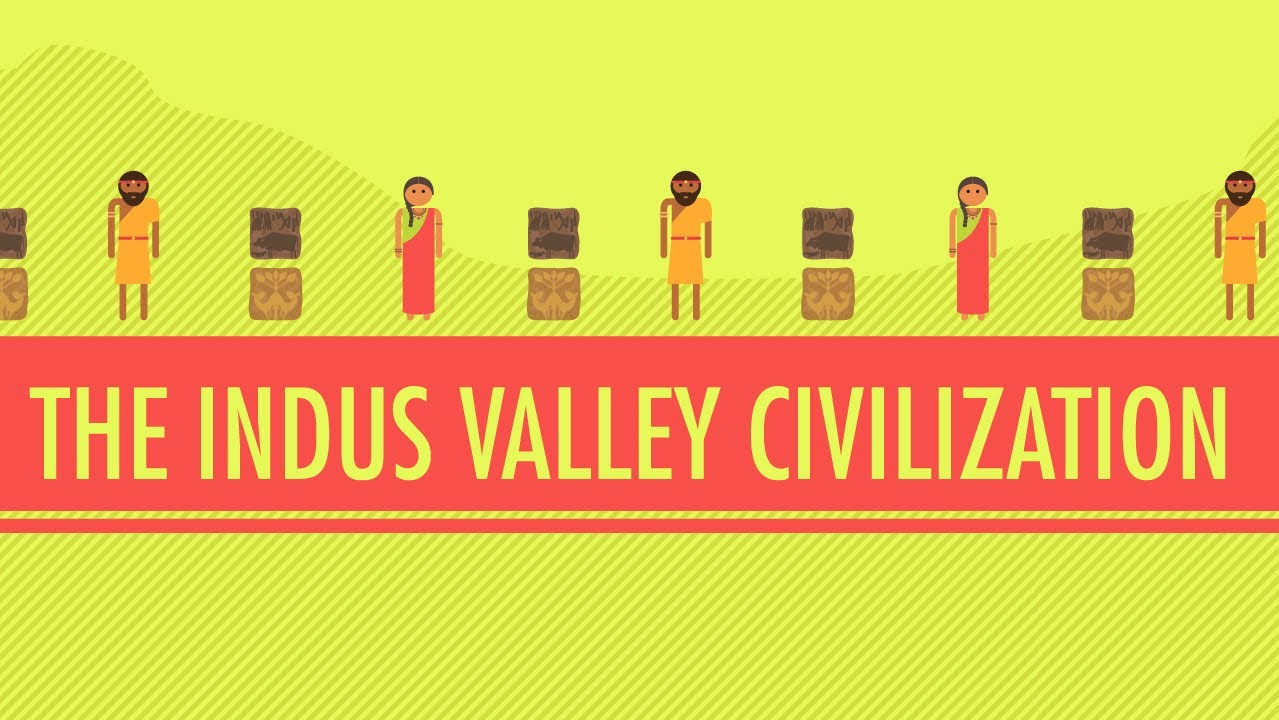 indus valley civilization crash course world history