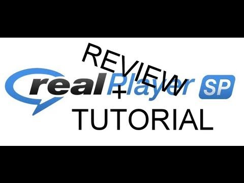 Realplayer SP Review Part 1