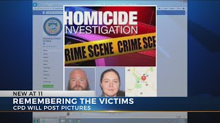 CPD will start showing photos of homicide victims