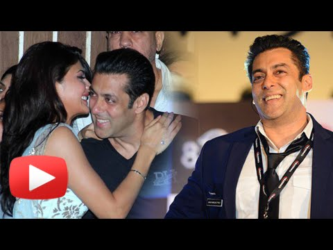 Salman Khan Remembers Jacqueline Fernandez | Bigg Boss 8 Launch