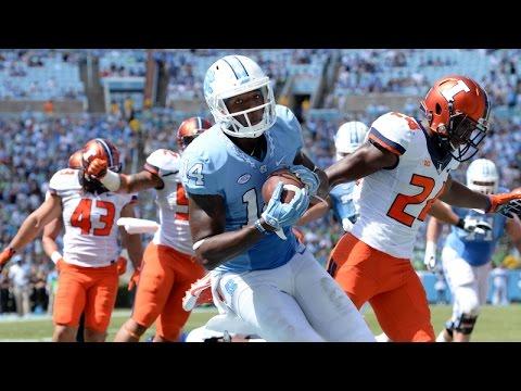UNC Football: Tar Heels Dominate Illinois 48-14