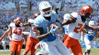 UNC Football: Tar Heels Dominate Illinois 48-14