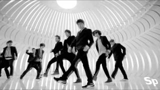 Super Junior 슈퍼주니어 - 라라라라 (Be My Girl) MV Dance Ver